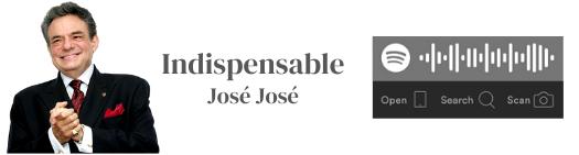 José José La Litera Indispensable Playlist Playlists Spotify