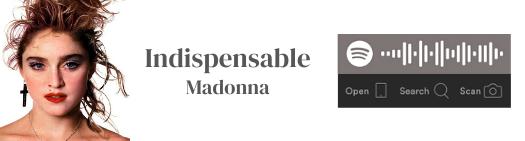 Madonna La Litera Indispensable Playlist Playlists Spotify
