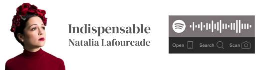 Natalia Lafourcade La Litera Indispensable Playlist Playlists Spotify