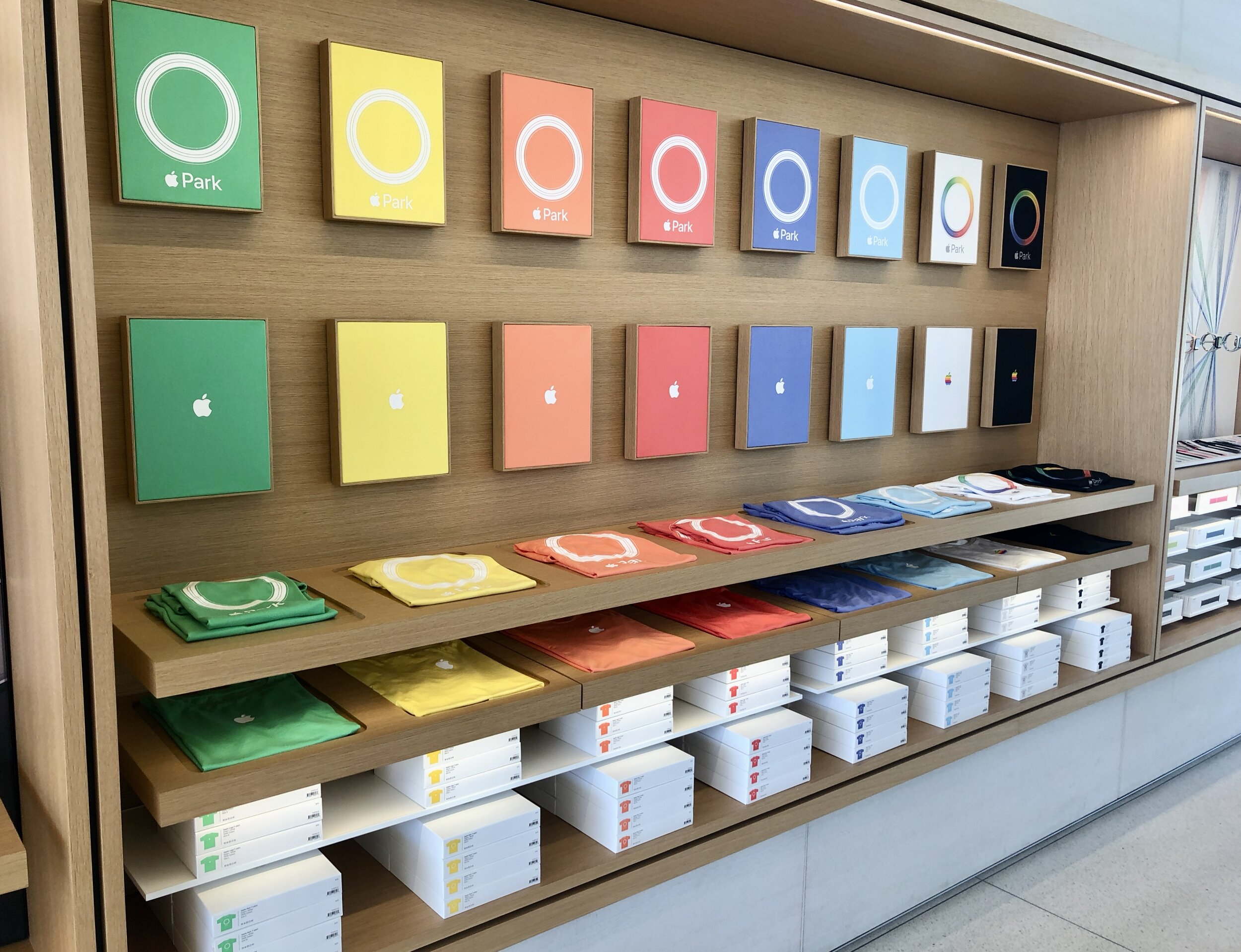 Apple Park Visitor Center — Dené Schunck